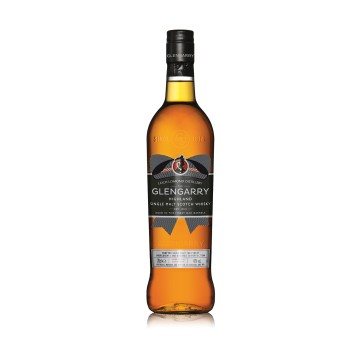Glengarry Highland Single Malt Scotch Whisky